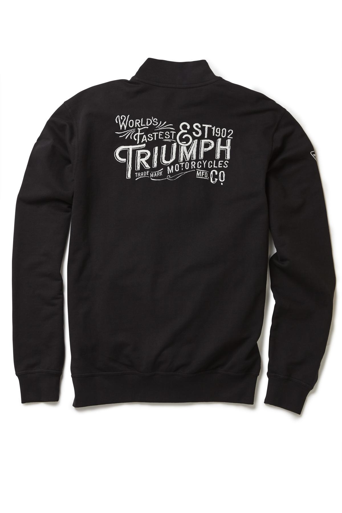Triumph Gunner Zip Thru